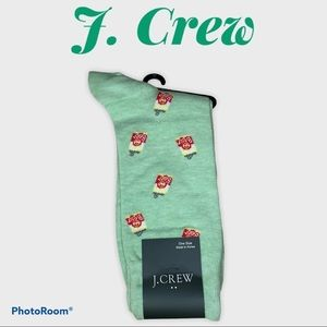 J.Crew Beer Can Socks (OS) NWT